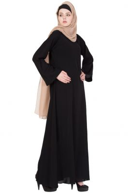 Umbrella Flare Dress - Not An Abaya