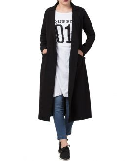 Double Breasted Coat For an Abaya or any Casual Attire