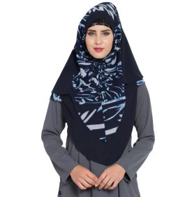 Fashionable Hijab For Indoor Purposes