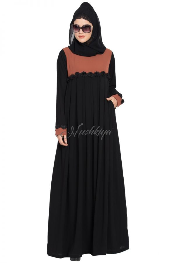 Designer Dress With Luxurious Feel and Looks-Not An Abyaa