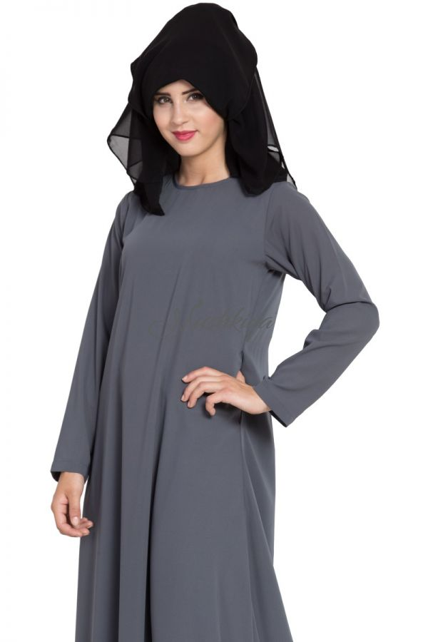 Full Size Naqaab In Triple Layer. Comes Without Abaya